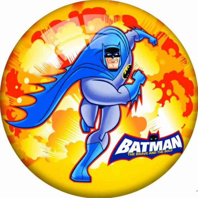 Мяч Dema-Stil Бэтмэн 23 см WB-B-001