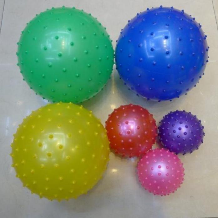 Мяч Shantou Gepai массажный 18 см 63661