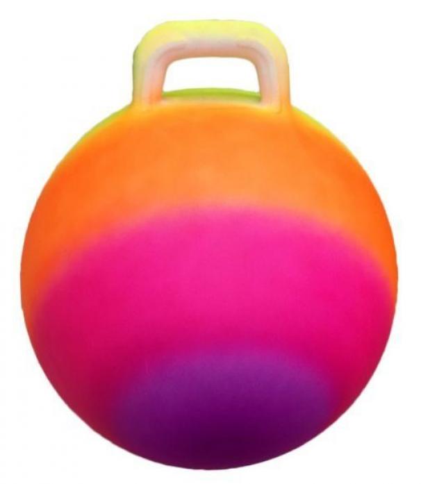 Мяч Shantou Gepai 45 см Радужный 635018