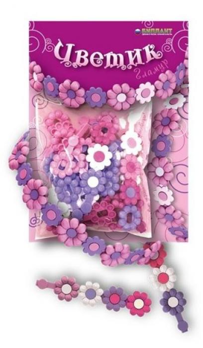 Набор для творчества Биплант для девочек Цветик Гламур 11061