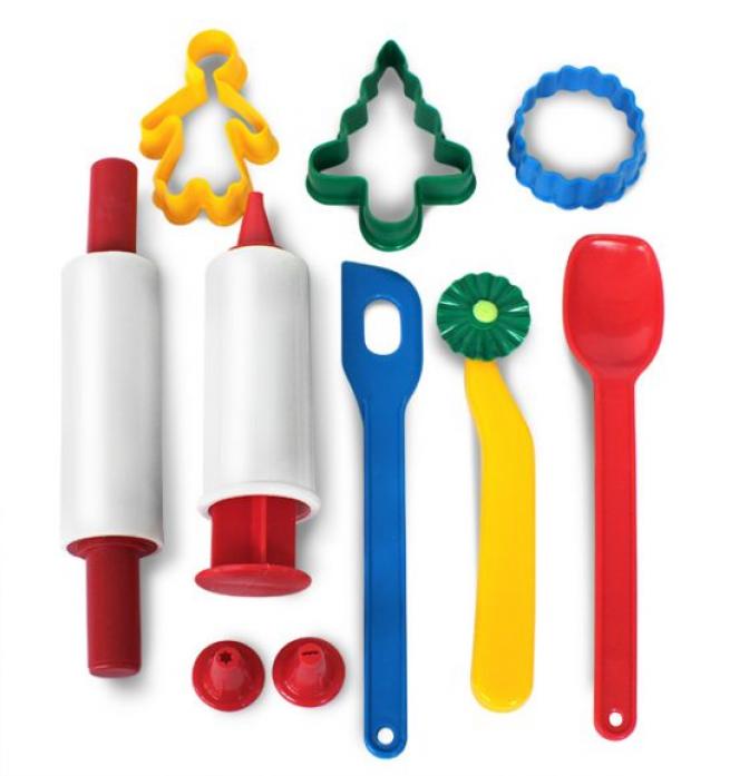 Набор посуды ЭРА Маленький кулинар С-55-57238307
