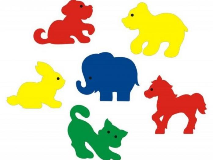 Набор Флексика Мир животных 55392