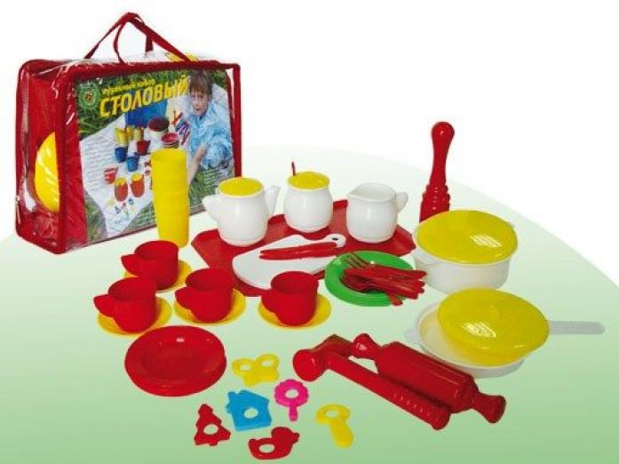Набор посуды Совтехстром Столовый 52предмета для кухни У526