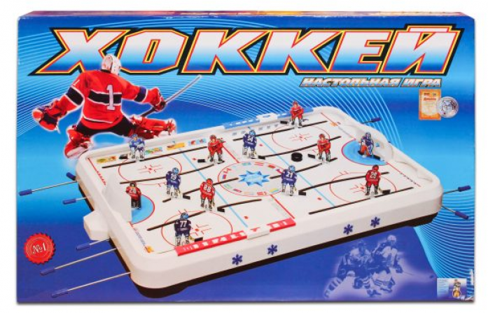Настольная игра Спорт Тойз Хоккей большой О-1