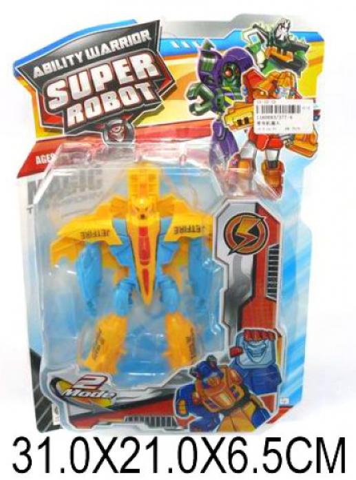 Робот-трансформер Shantou Gepai блистер 377-4