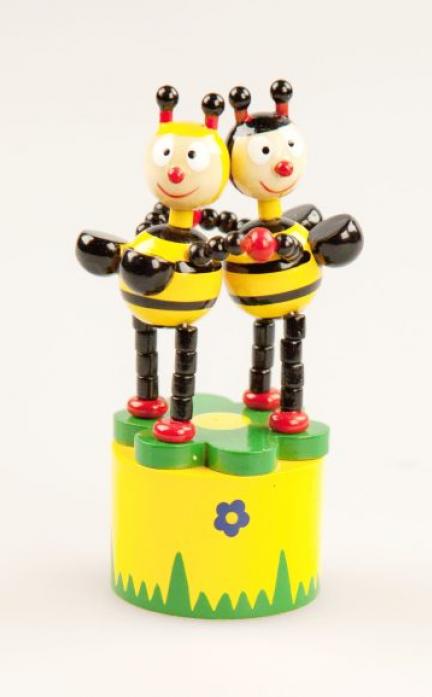 Игрушка Mapacha Танцующие пчелки 76404