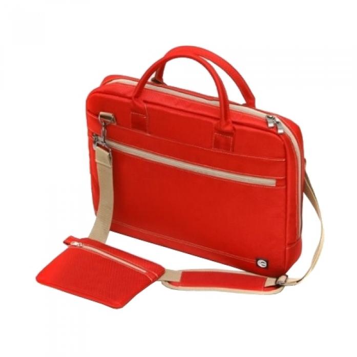 Сумка для ноутбука Cross Case CC15-012 Red