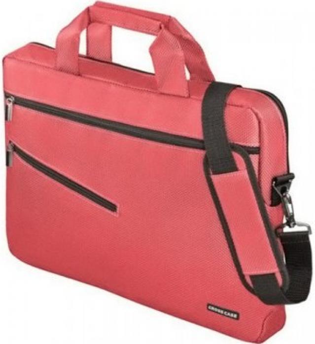 Сумка для ноутбука Cross Case CC15-003 Red