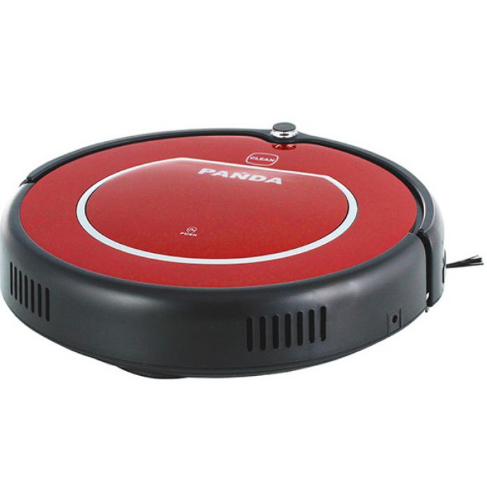 Пылесос робот Panda X550 Pet Series Red