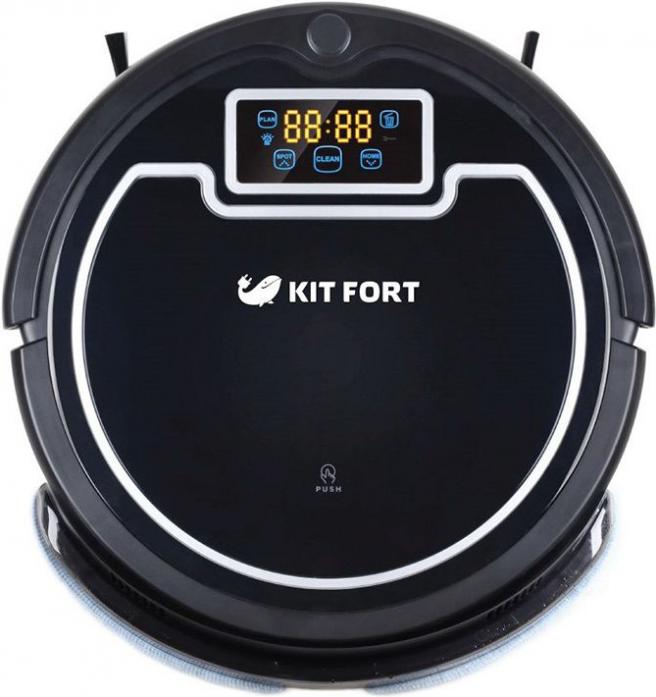 Пылесос робот Kitfort KT-503