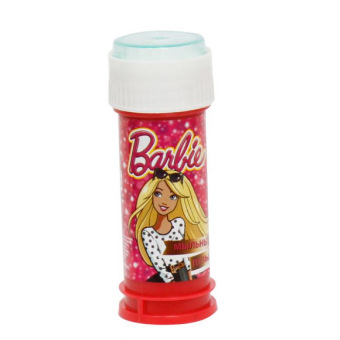 Мыльные пузыри 1toy Barbie 50 мл Т58660