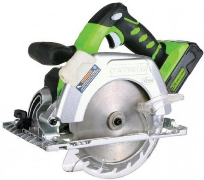 Циркулярная пила GreenWorks G24CS 1500107