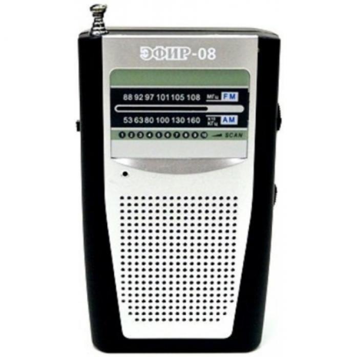 Радиоприемник СИГНАЛ Эфир-08