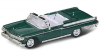 Машинка Yat Ming 1957 Меркьюри TURNPIKE CRUISER 1/43 94253