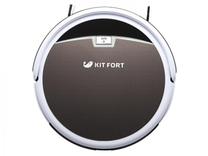 Пылесос робот Kitfort КТ-519-4
