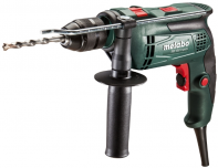 Дрель Metabo SBE 650 Impuls Case БЗП 600672500