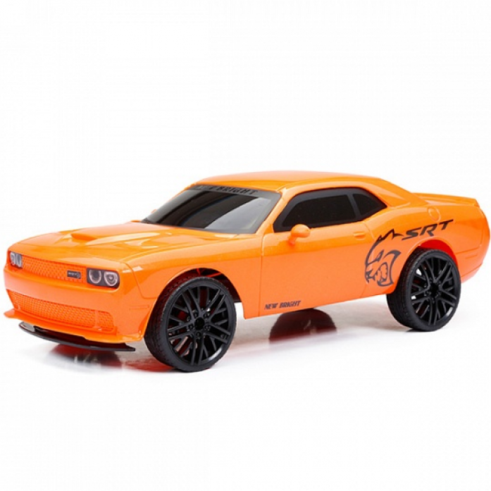 Машинка New Bright Challenger Hellcat 1222-3