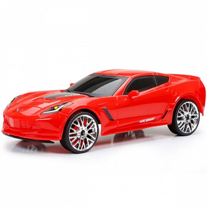 Машинка New Bright Corvette Z06 (Красный) 1222-2