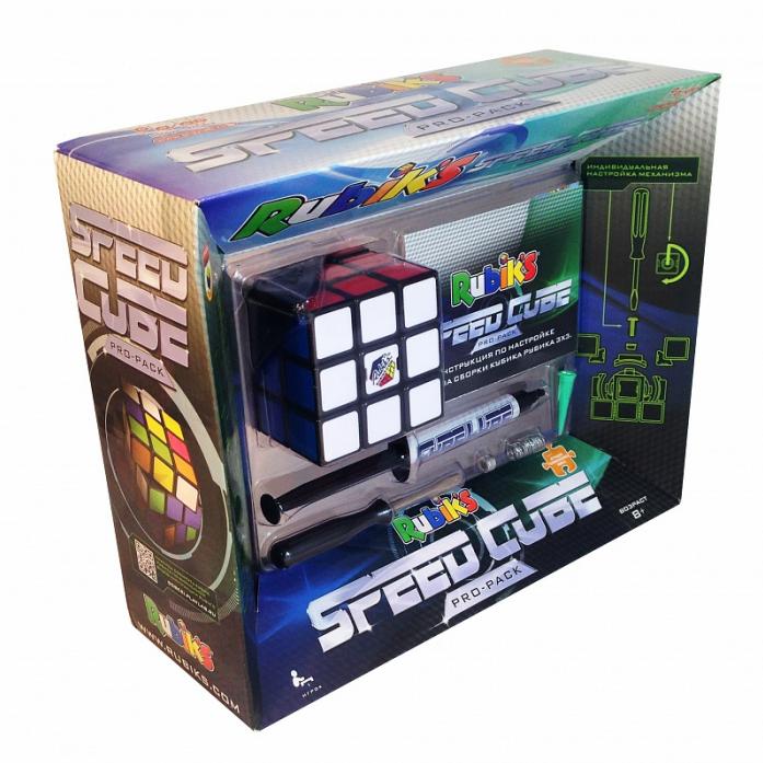 Головоломка Rubik's Скоростной кубик Рубика 3х3 КР 5099