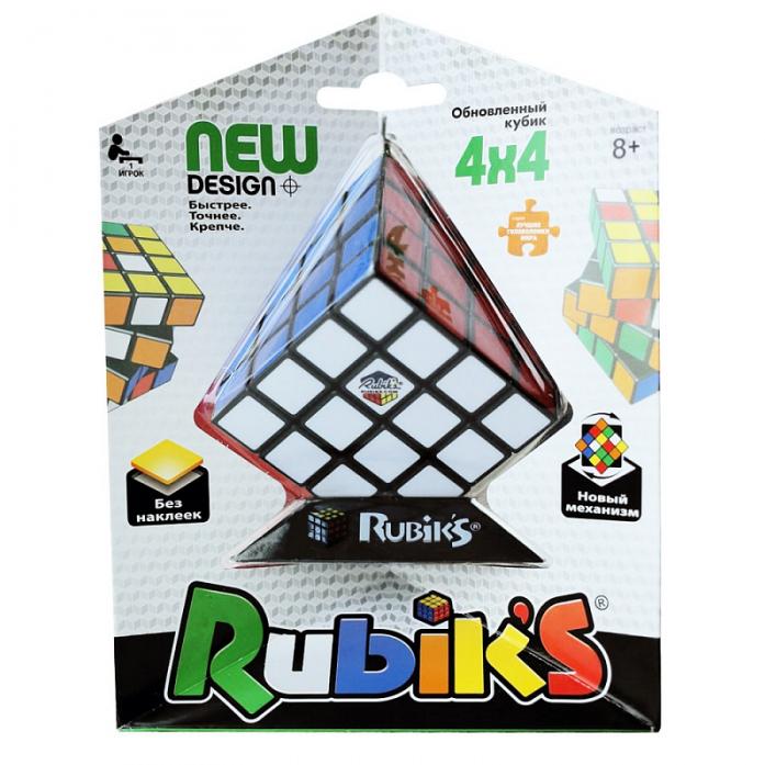 Головоломка Rubik's Кубик рубика 4х4 (без наклеек) КР5012