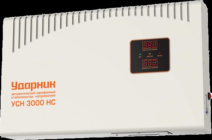 Стабилизатор напряжения Ударник УСН 3000 HC 39449