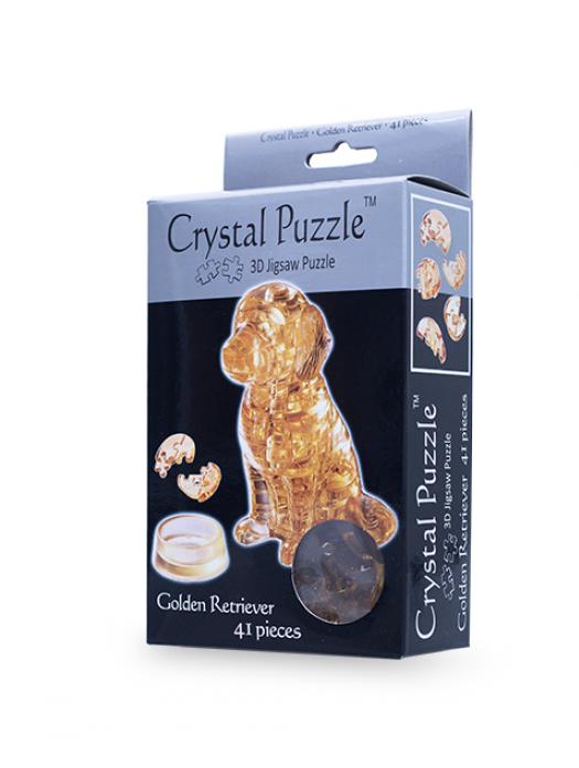 Головоломка Crystal Puzzle Лабрадор 90118