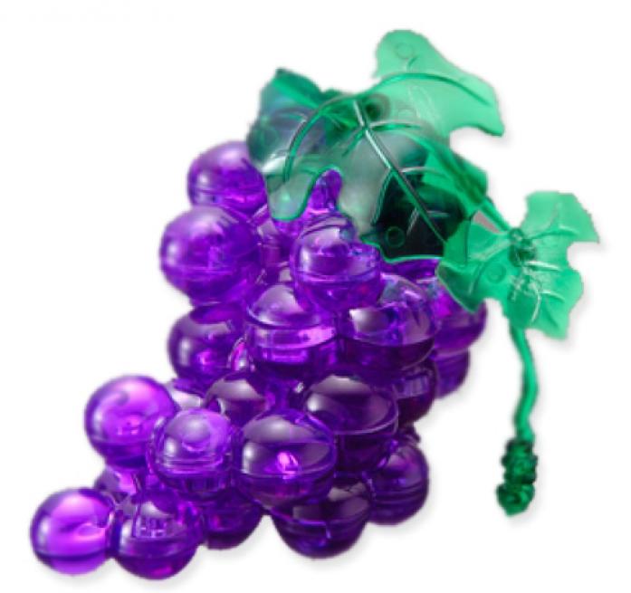 Головоломка Crystal Puzzle Виноград 90120
