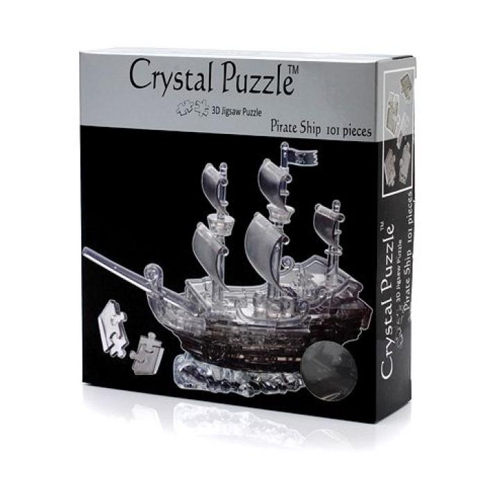 Головоломка Crystal Puzzle Пиратский корабль 91106
