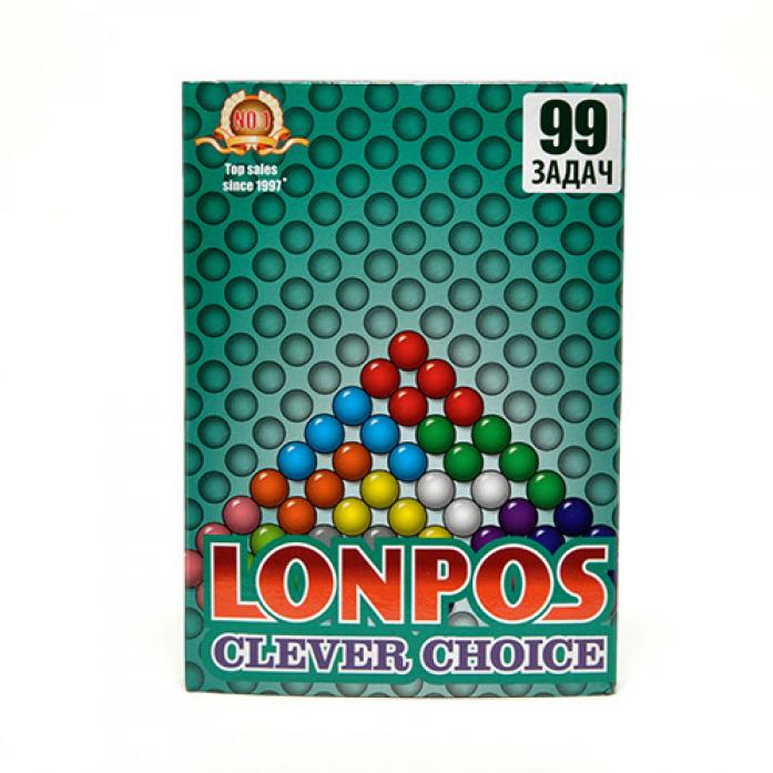 Головоломка Lonpos Clever Choice 99