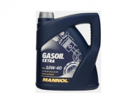 Масло моторное Mannol (SCT) Gasoil Extra 10W40 4л 1170
