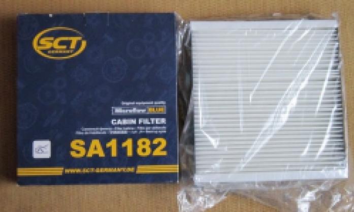 Фильтр салонный SCT SA-1182