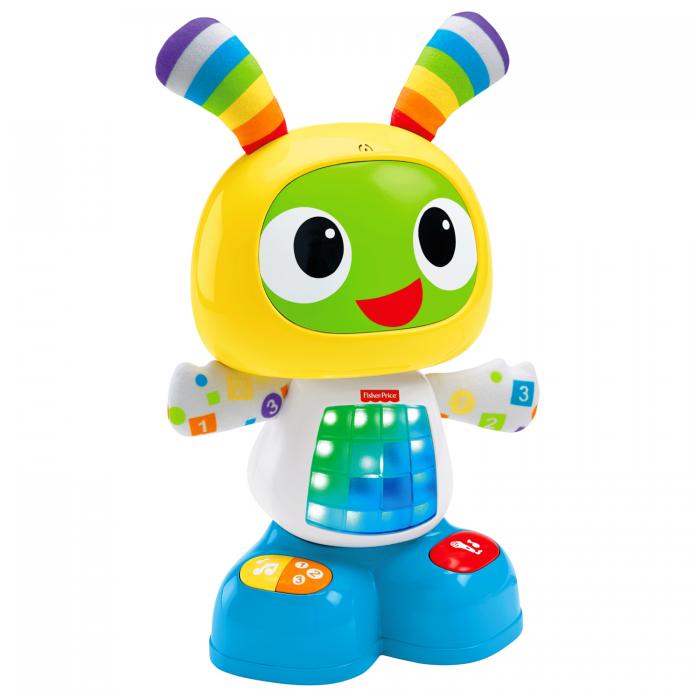 Обучающий робот Fisher-Price Бибо DJX26