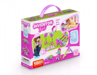 Конструктор Engino Inventor Girls 5 моделей IG05