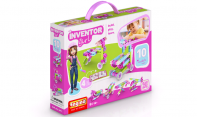 Engino Inventor Girls 10 моделей IG10
