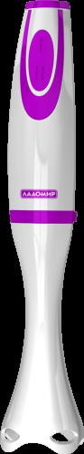 Блендер погружной ЛАДОМИР 432 фиолетовый