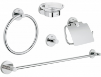 Комплект GROHE Essentials 40344001 хром