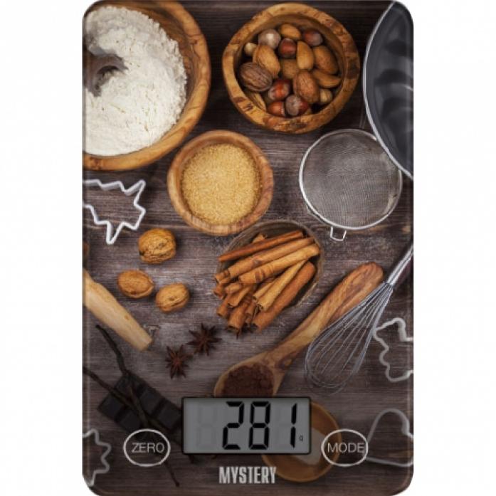 Кухонные весы Mystery MES-1820