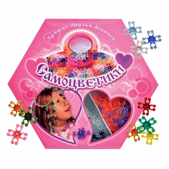 Набор Биплант Самоцветики подарочное издание 250 элементов 11011