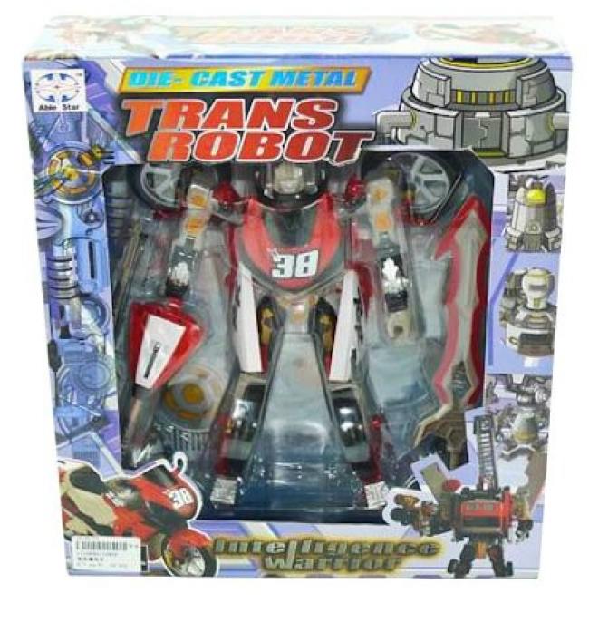 Робот Shantou Gepai Трансформер 10820