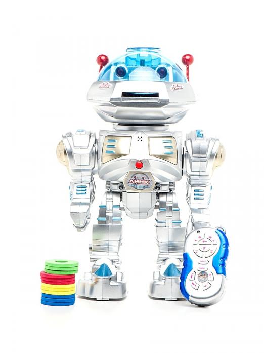 Робот Shantou Gepai интерактивный Линк 9365
