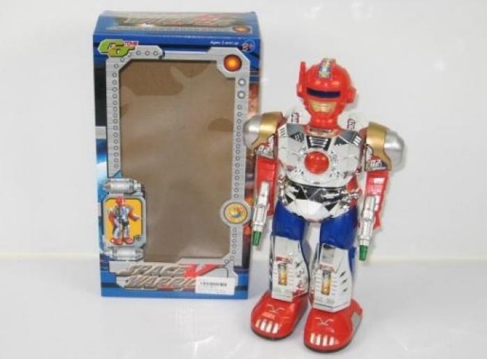 Робот Shantou Gepai 27см 8001