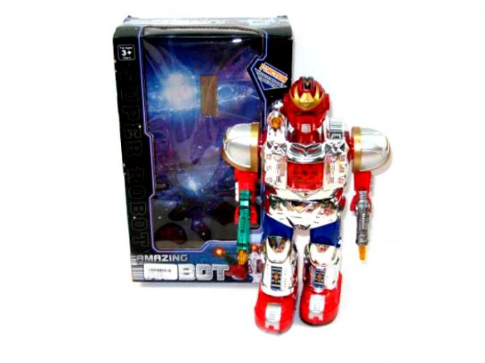 Робот Shantou Gepai Уран Властители 29 см 921