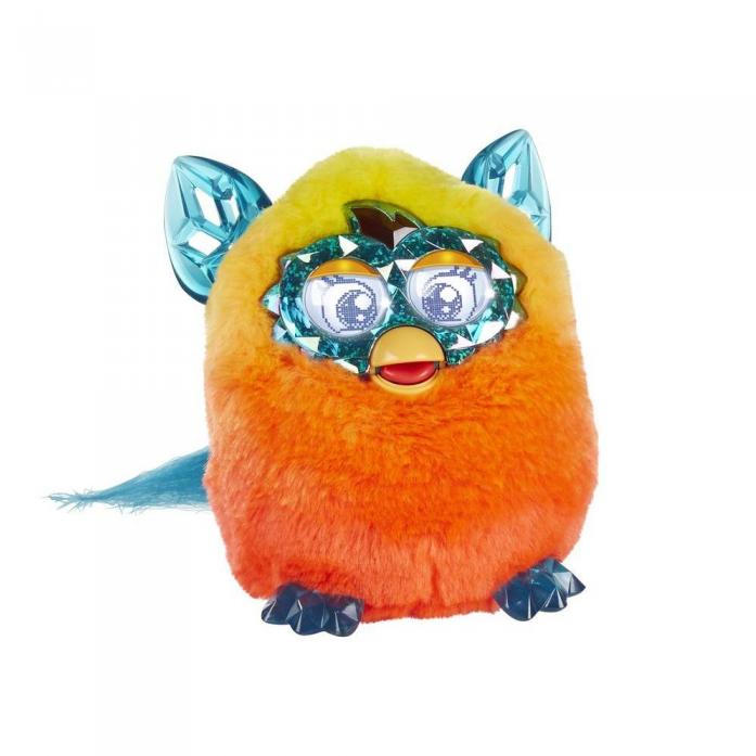 Интерактивная игрушка Hasbro Furby Boom Кристал Оранжевый A9618H