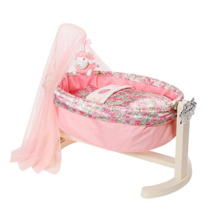 Игрушка Baby Annabell Колыбель с ночником 792-865