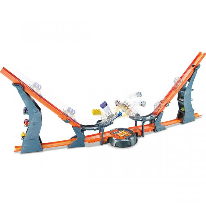 Трасса Mattel Супергравитация DHY25