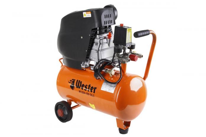 Компрессор Wester W 024-150 OLC