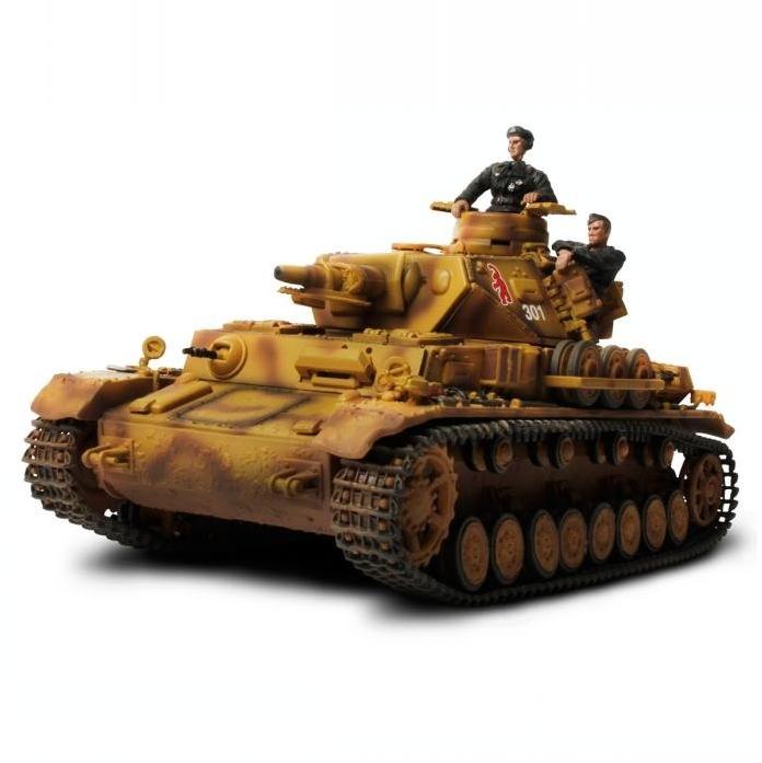 Коллекционная модель Unimax Средний Танк Panzer IV Ausf 1943 F Германия 80057