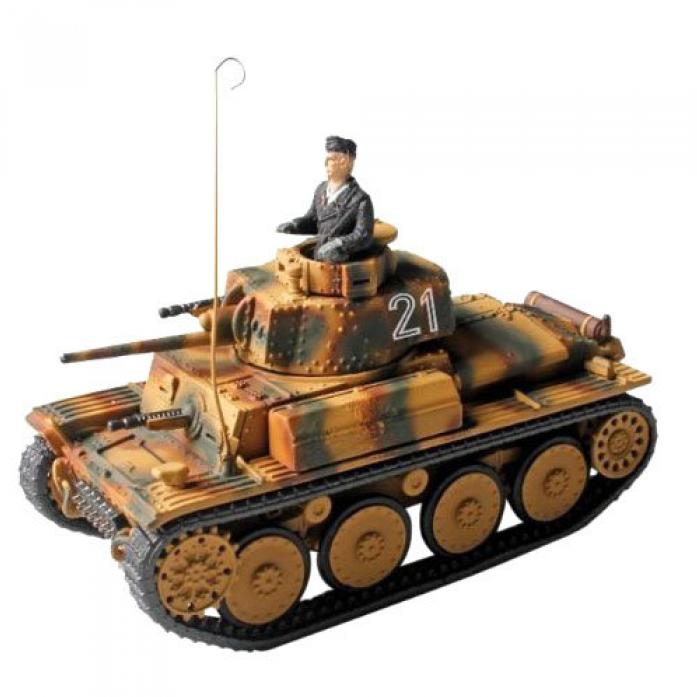 Коллекционная модель Unimax Танк Panzer 38(t) Украина 1944 Германия 85107