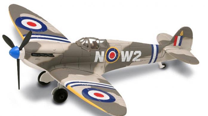 Коллекционная модель Yat Ming Spitfire MK 99088