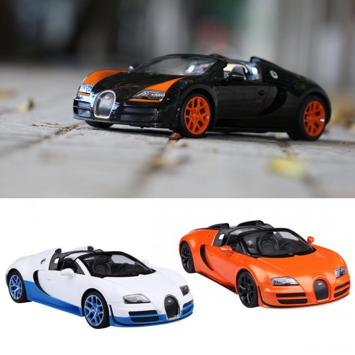 Машинка на радиоуправлении Rastar Bugatti Grand Sport Vitesse 70400R